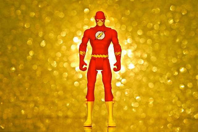 Flash Websites Need Superhero SEO Help
