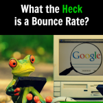 What the Heck is a Bounce Rate