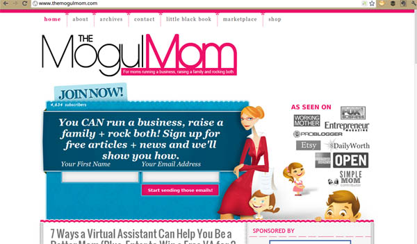 The Mogul Mom Opt In