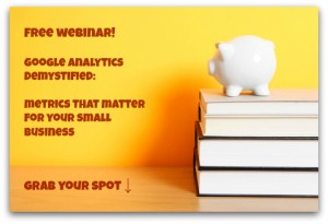 Free Google Analytics Webinar