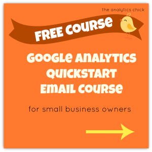 Free Course - Google Analytics Quickstart Email Course