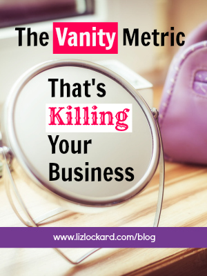 the vanity metric that's killing your business