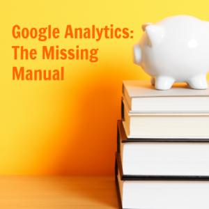 google analytics missing manual square