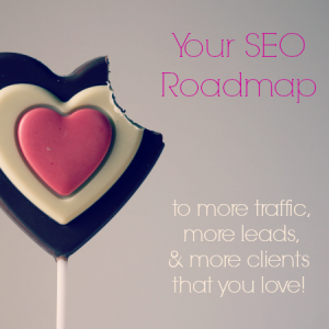 your seo roadmap square
